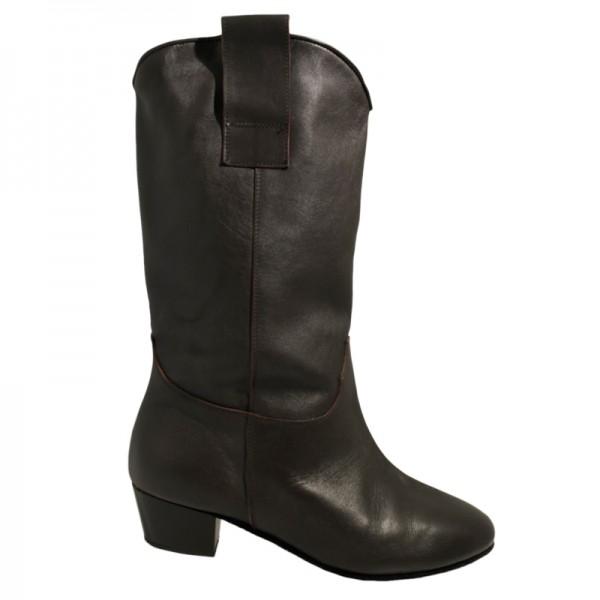 Linedance Boot Dark Brown