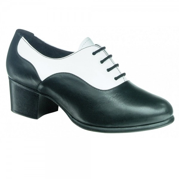 Ladies shoe GOLD SPECTATOR