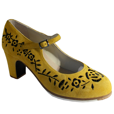 Flamenco Shoe BORDADO CORREA