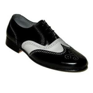 Rock'n'Roll-/Swing shoe 140-BW