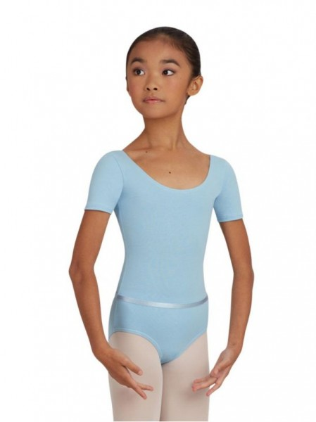Girls Short Sleeve Leotard CAD400C
