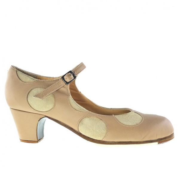 Flamenco shoe LUNARES