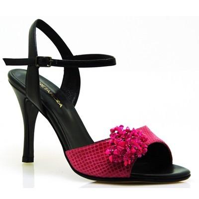 Tango shoe ROSAURA FUCSIA