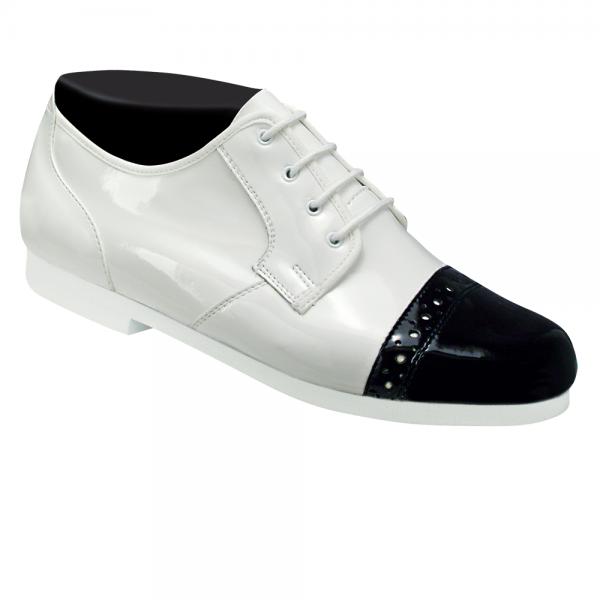 Rock'n'Roll/Swing shoe HOT BLUES leather