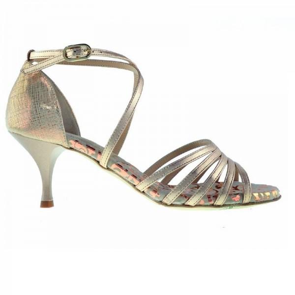 Tango shoe LAMINATO RAME