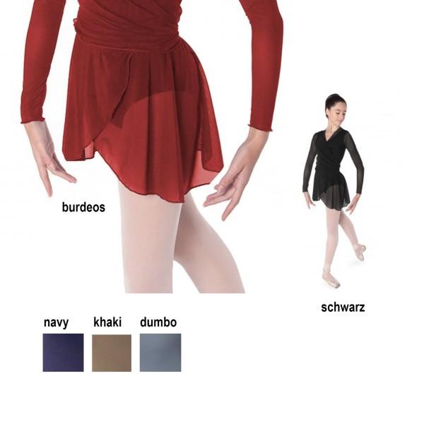 Pull On Mesh Skirt 7461