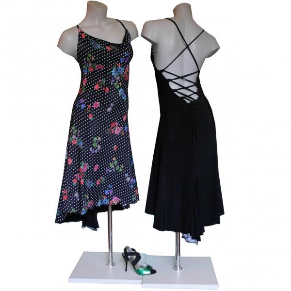 Reversible Dress PEBETA POIS