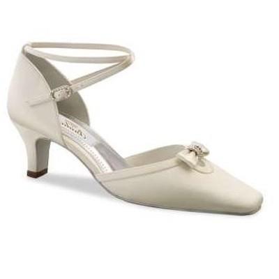 Bridal shoe COLETTE