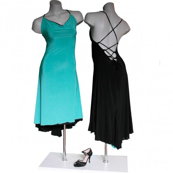 Reversible Dress PEBETA MENTA
