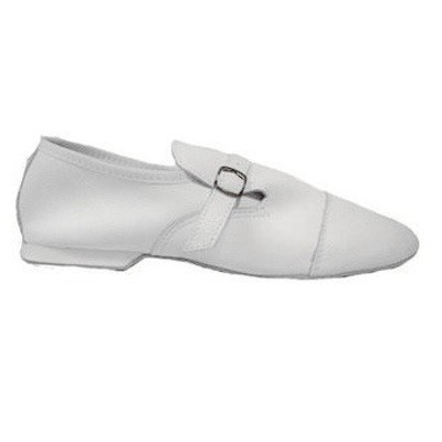 Jazz shoe with buckle