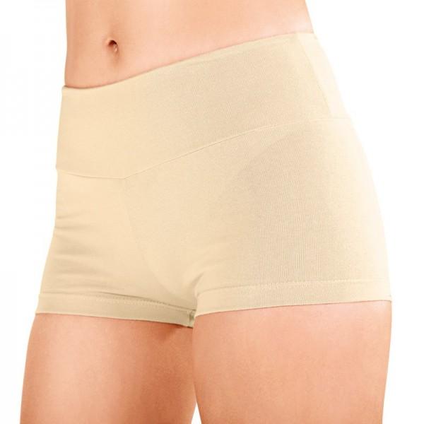 Ladies cotton shorts E10329