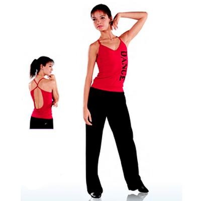 Top E10608 mit Dance Print