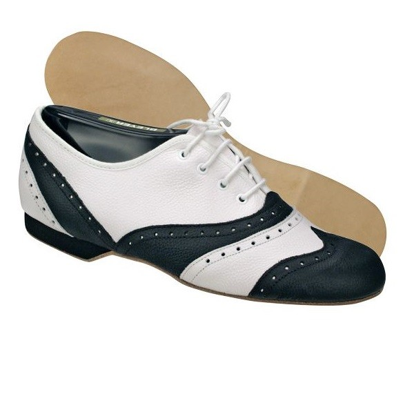 Swing shoe ACYS with leather sole