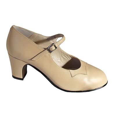 Flamenco Shoe BASIC BAOX Maquillaje