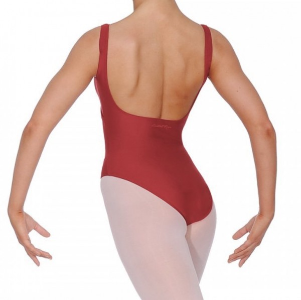 Ballet Leotard with Rhinestone Detail MECCA