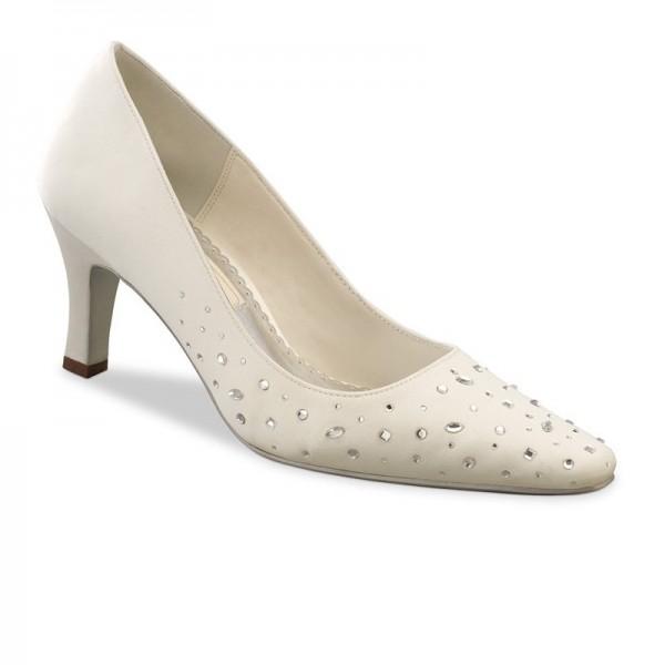 Bridal shoe MARTINE