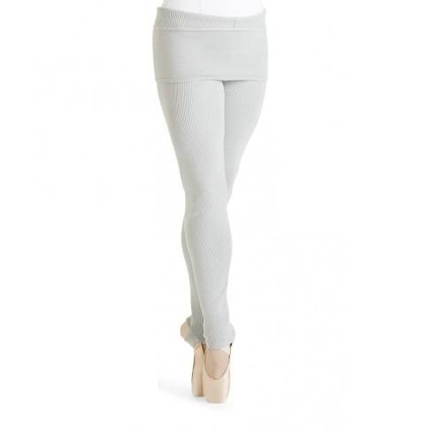 Stirrup warm-up pants CK1036W