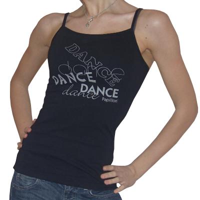 Spaghetti top DANCE DANCE DANCE