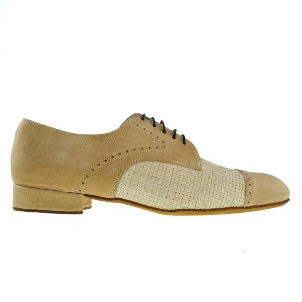 Mens Dance Shoe 196 INTRECCIATO