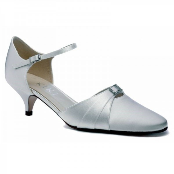 Bridal shoe CRYSTAL
