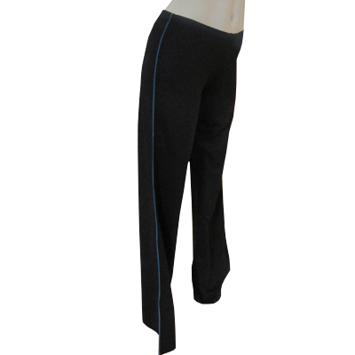 Jazz pant with blue stripe