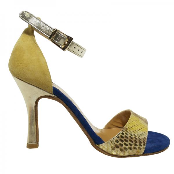 Tango shoe PALOMA GIALLO