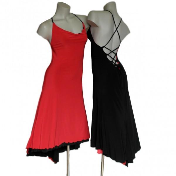 Reversible Dress PEBETA ROJA