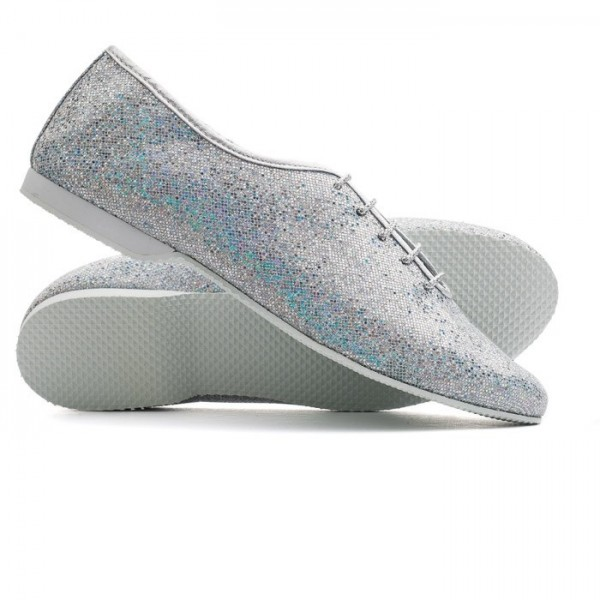 Hologram jazz shoe